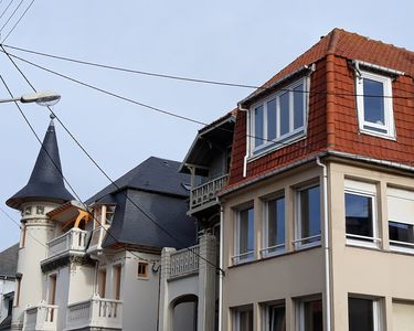Photo for 3 bedroom duplex located in the heart of Le Touquet