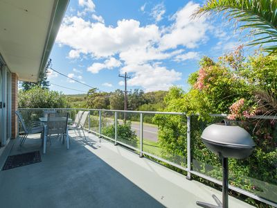 Photo for 2BR Apartment Vacation Rental in Fingal Bay, NSW