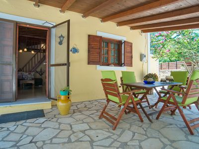 Photo for 3BR House Vacation Rental in Longos, Paxos, Greece