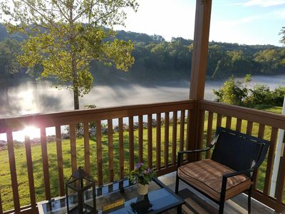 Relax and enjoy the beauty and serenity of the Ozarks!