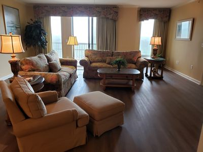 Photo for Spacious and Comfortable 2638 sq. ft. Oceanview Condo in the MARGATE TOWER