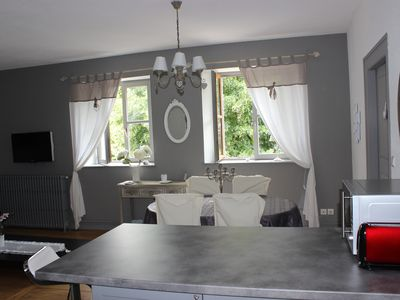 Photo for Gite of charm, very cozy located in the heart of the Alsatian vineyard under the castles