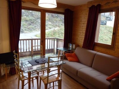 Photo for APPT 6 PERSONS - QUICK AND EASY ACCESS TO VAL THORENS- SPA-SNOW GUARANTEE