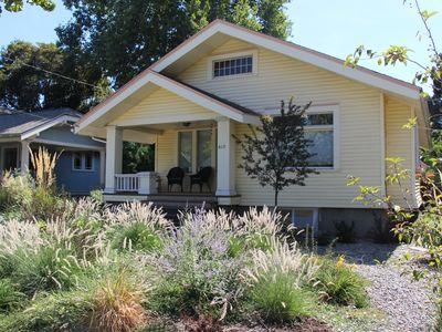 Photo for Beautiful home right by Whitman College with room for the whole family!