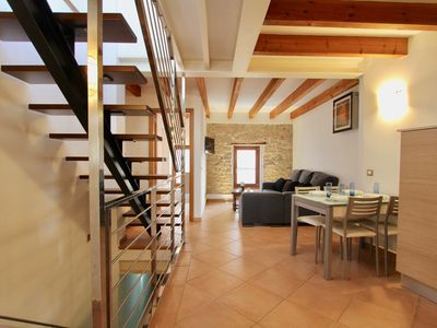 Photo for Townhouse centrally located in the heart of Pollensa. Perfect for cyclists and hikers.