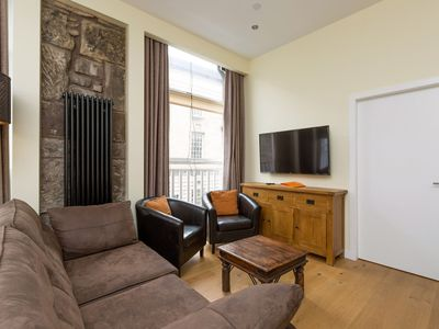 Photo for St Giles Street Apartment - Heart of Old Town!