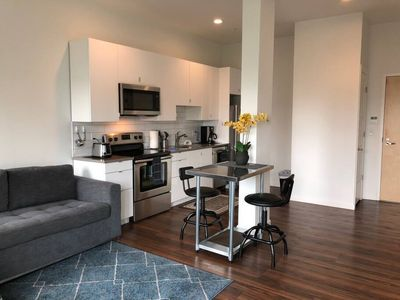Photo for Immaculately Clean, Comfy and Convenient Boston Location on Greenline!