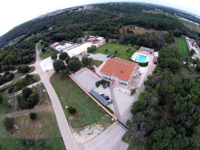 Photo for Pool Apartment A6 (2+2), Villa Rok