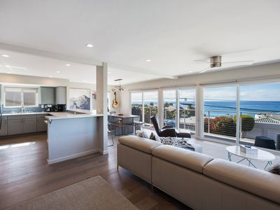 Spectacular Ocean/Sunset Views!  Lg Luxury Units Just Steps from Grandview Beach