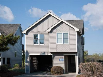 Photo for Linkside 3: Beautiful home overlooking the golf course in Nags Head