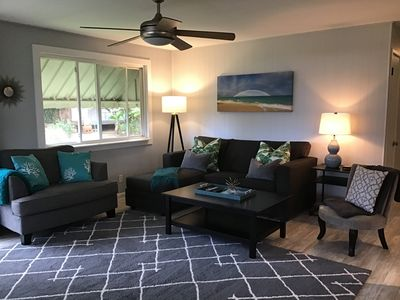 Photo for Paia Town, walk to town and beach, family-friendly, with A/C bedrooms