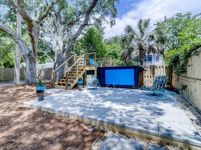 Photo for AWESOME IOP Home- Pet Friendly, New Private Pool!