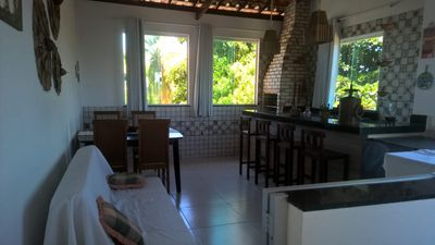 Photo for Furnished house in itapuan