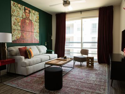 Photo for Luxe 1BR at The Domain #1354 by WanderJaunt
