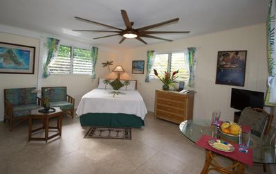 Photo for SUITE ALOHA - Play at the Beach - Island Retreat 2 Blocks from Beach & Downtown