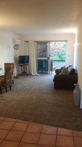 Photo for Airy  2 bed apartment 2 min walk to Annerley and 5 km to CBD
