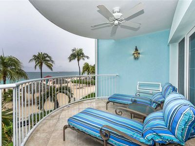 Photo for Stunning oceanfront accommodations | Beachfront Condo #29