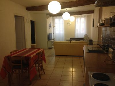 Photo for Perpignan City Centre Apartment In Converted Convent