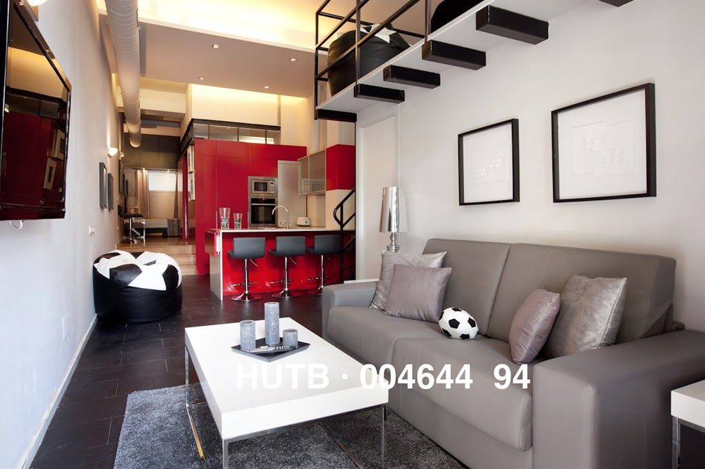 appartement barcelone avec internet air climatis machine laver 20727 les corts. Black Bedroom Furniture Sets. Home Design Ideas