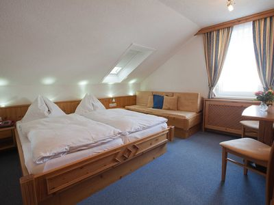 Photo for Room de luxe 2 - Pension KNOLL am Attersee