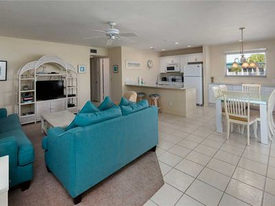Photo for Unit K8: 2 BR / 2 BA partial gulf view in Sanibel, Sleeps 6