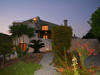Photo for Spacious Villa with great master bedroom and uninterrupted sea views - sleeps 6