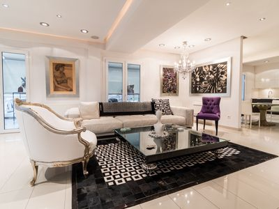 Photo for Super Luxury Apt close to the Acropolis Museum