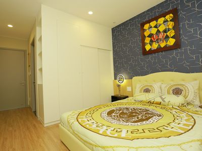 Photo for Luxury D4, 2BR Modern Apartment Fully Equipped