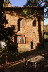 Photo for Naturally styled home in a lovingly decorated manor in the Etruscan region