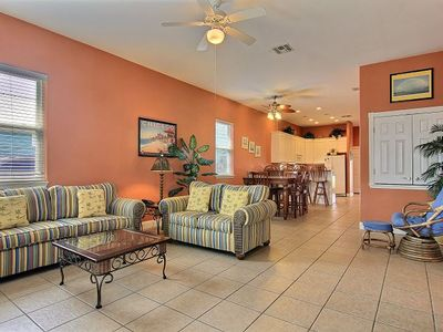 Photo for Tropical Niche- Pet friendly across from pool