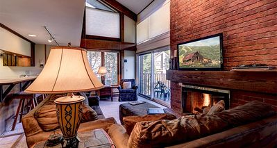 Photo for Bear Claw 401: 3 BR / 2 BA condo in Steamboat Springs, Sleeps 10