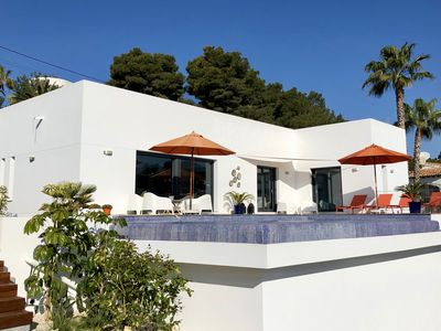 Photo for Casa Épica Benissa, near the village of Moraira, 1,3 km from Baladrar beach.