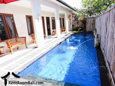 Photo for 8 BR villa within 5 minutes to beach