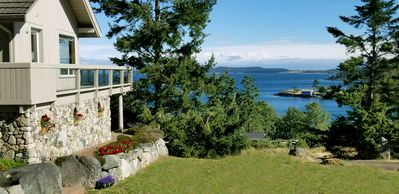 Photo for Spectacular Hilltop Home w/ Expansive Water Views Overlooking North Bay