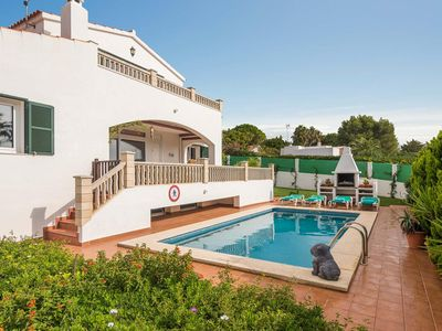 Photo for 3 bedroom Villa, sleeps 6 in Binissafuller with Pool, Air Con and WiFi