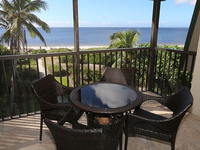 Photo for Enjoy Tropical Views from this Two Bedroom Private Condo - Sayana of Sanibel 301
