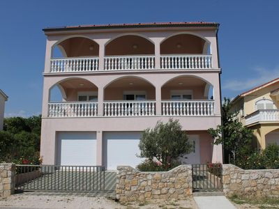 Photo for Apartment in Povljana (Pag), capacity 4+2