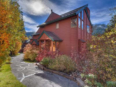 Photo for 2BR Townhome Vacation Rental in Olympic Valley, California