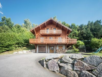 Photo for Chalet with panoramic view over the Meurthe Valley