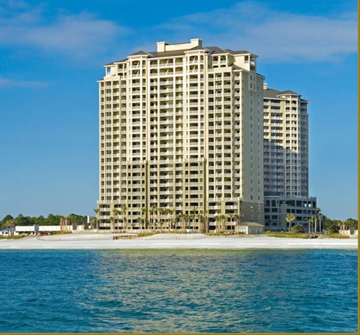 Grand Panama Gulf Front Tower City Beach Florida