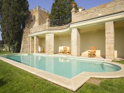 Photo for Villa in Castelfiorentino with 6 bedrooms sleeps 12