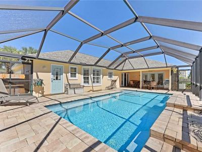 Photo for Ocean Escape, 3 Bedrooms, Pet Friendly, Private Pool, WiFi, Sleeps 7
