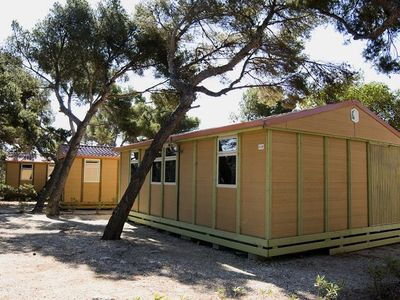 Photo for Camping Pascalounet ** - Mobile home 3 Rooms 4 People