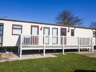 Photo for Luxury caravan with and dog friendly on Manor park Hunstanton ref 23072