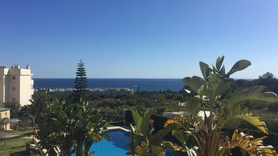 Photo for Townhouse Marbella - Sea Views - walking distance to the beach - cosy & homely 1