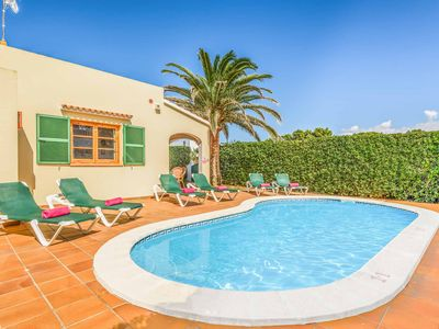 Photo for Villa Cleo - 5 min stroll to the beach - private pool, Wi-Fi & A/C included!