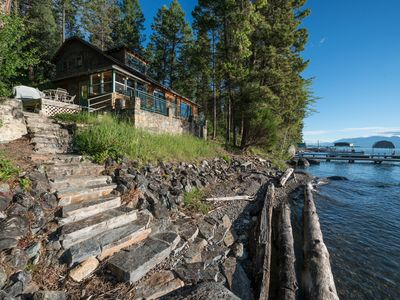 Photo for Sunny Slope Cabin, Ultimate Place for a Lake Getaway
