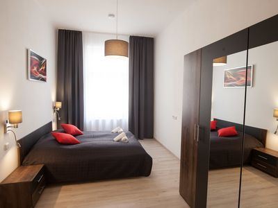 Photo for Spacious one bedroom flat for 6 guests in quiet area of Prague by easyBNB
