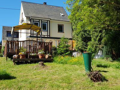 Photo for Mosel and vineyards on the doorstep, motorcycles welcome