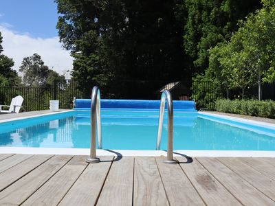 Photo for Beautiful character home with large pool
